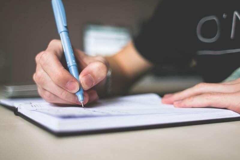 清空大腦,寫在紙上